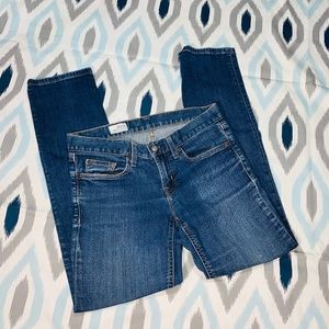 Gap 1969 Real Straight Denim Jeans in Rinse